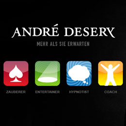 André Desery, 5 Responsive Websites